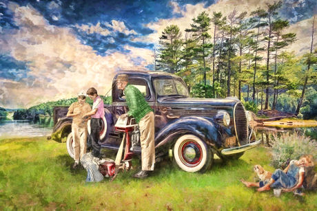 Rat Rod Studios Art